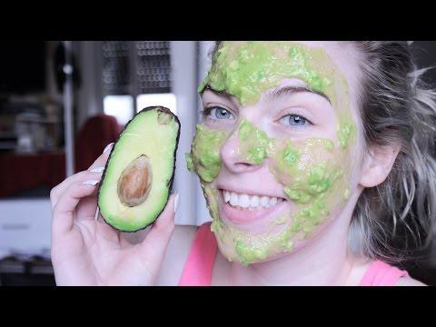 DIY - Vegane Gesichtsmaske aus Avocado für jede Haut