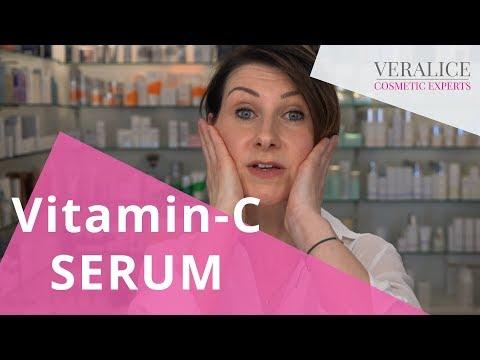 Serum Vitamin-C - mehr Wirkstoffe gehen nicht! I VERALICE