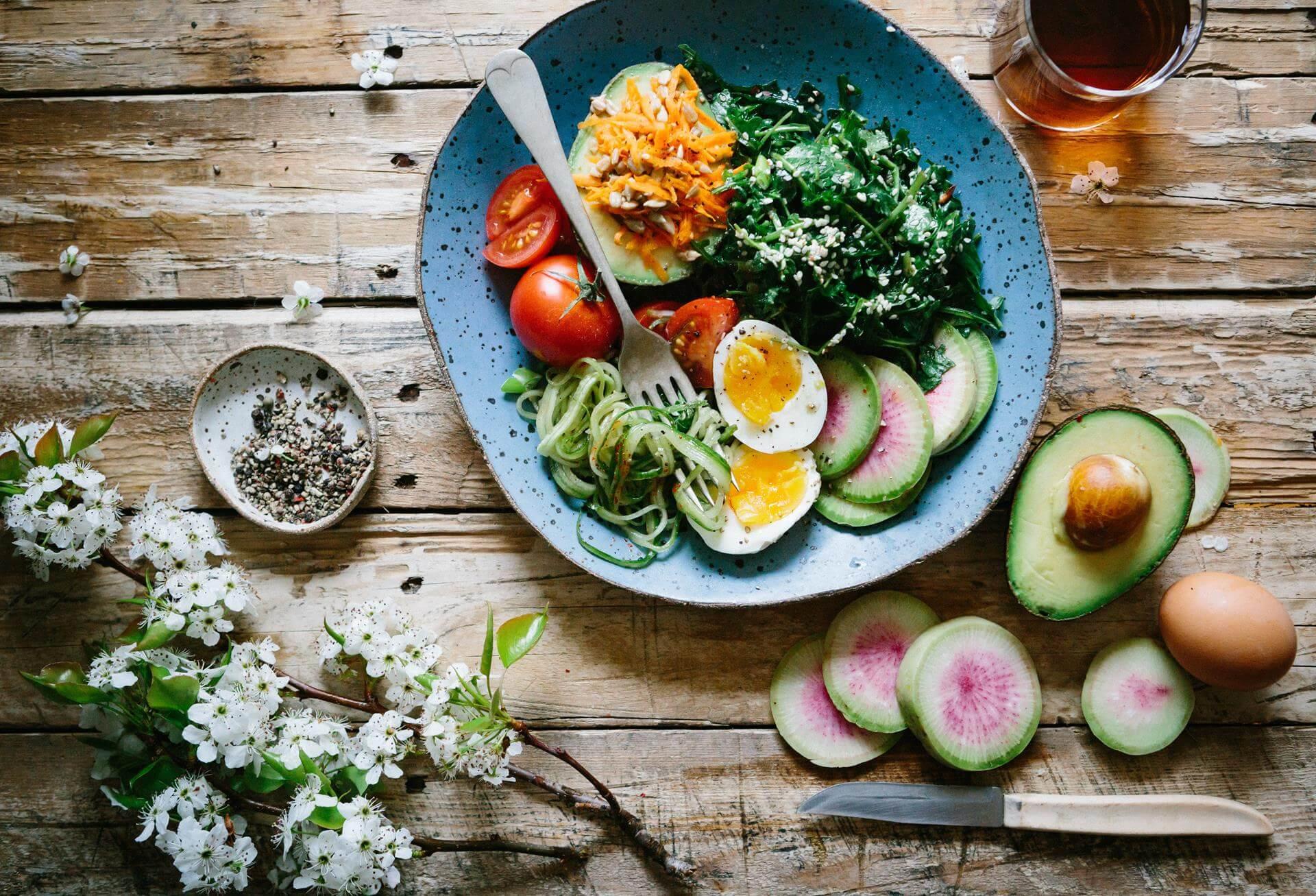 Ernährungsplan gegen Akne