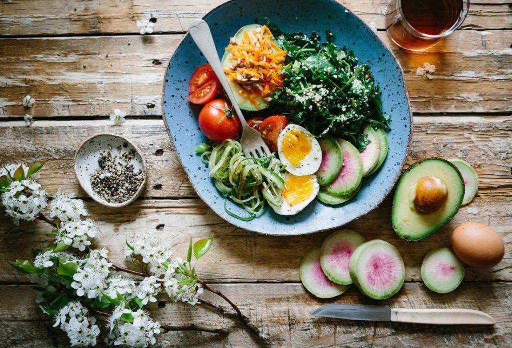 Gesunde-Ernährung-Pickel