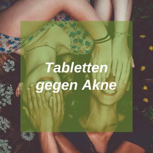 Tabletten gegen Akne