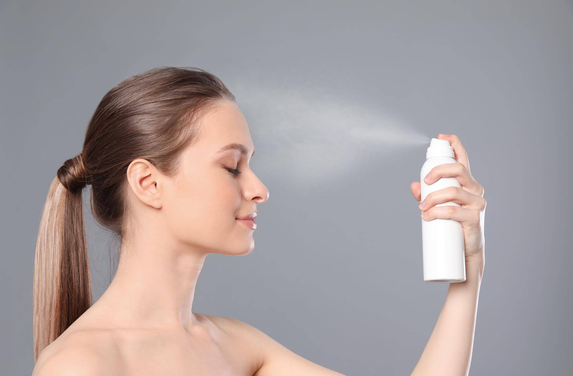Gesichtswasser Spray Frau - Top