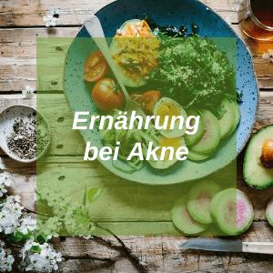 Ernährung bei Akne - Hub
